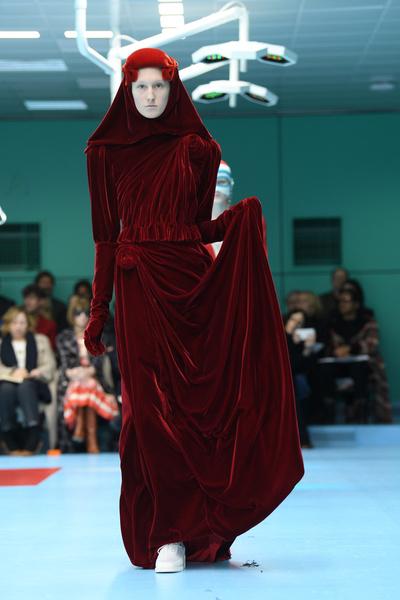 В Милане прошел показ Gucci (галерея 2, фото 1)