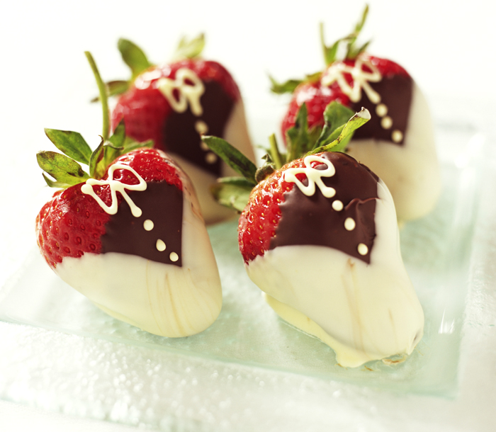 Клубника в шоколаде «Тиа Мариа» рецепт