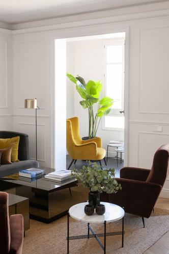 Квартира в стиле мидсенчури в Барселоне (фото 9.2)