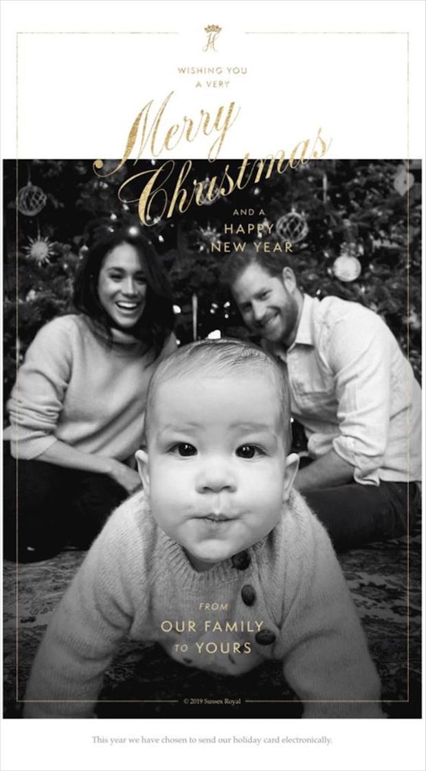 Самый милый при дворе: первый год жизни сына Меган и Гарри в 10 фотографиях (фото 27)