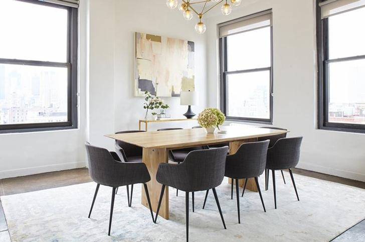 Карли Клосс показала свой офис в Нью-Йорке фото [1]