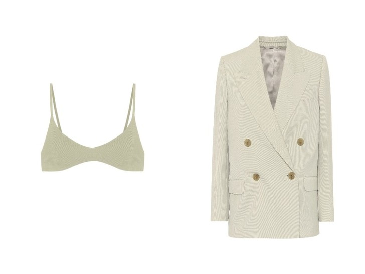 Микротренд: бра и пиджак в одной палитре (фото 4)