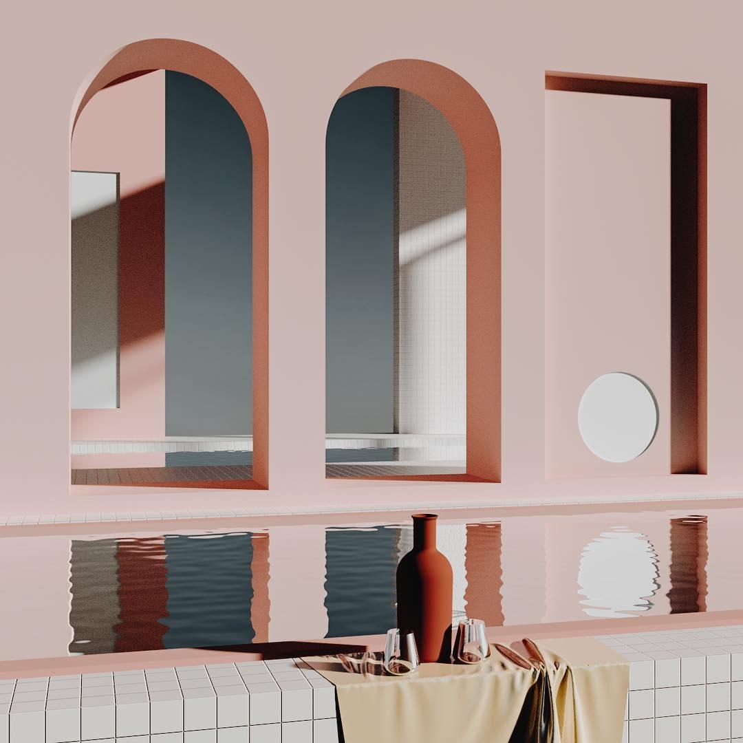 Инстаграм недели: архитектура мечты Алексиса Христодулу (галерея 10, фото 3)