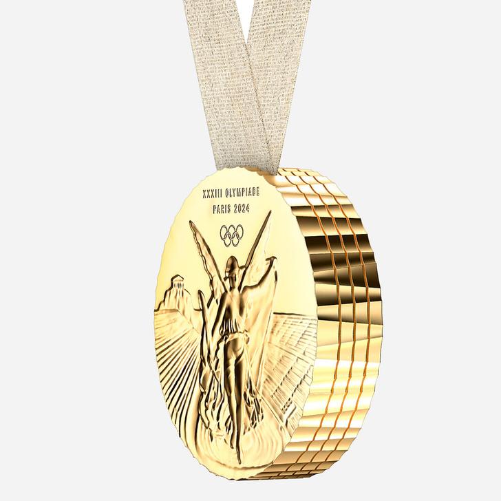 Олимпийская медаль от Филиппа Старка