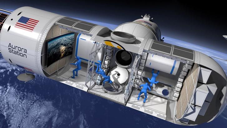 В космосе открывается гостиница? (фото 2)