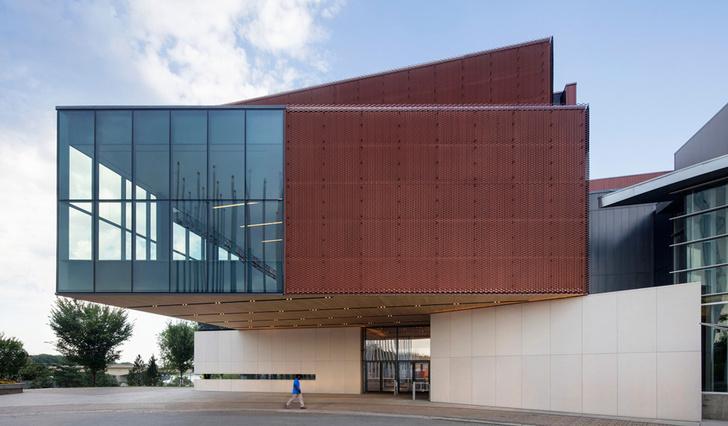 Музей современного искусства в Канаде фото [2]