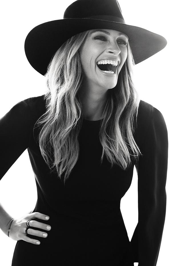 """Джулия Робертс: """"Мне неважно, что посторонние люди думают о моей внешности"""" (фото 1)"""