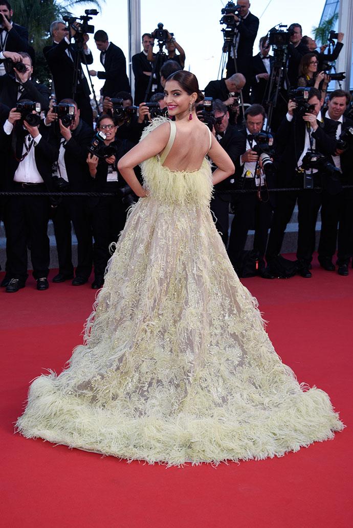 Сонам Капур в Elie Saab Couture