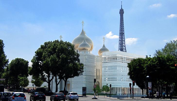 Жан-Мишель Вильмотт: архитектор больших и малых форм (фото 2)