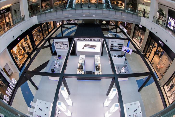 """Кинотеатр будущего Samsung Gear VR открылся в ТЦ """"Метрополис"""" (фото 2)"""
