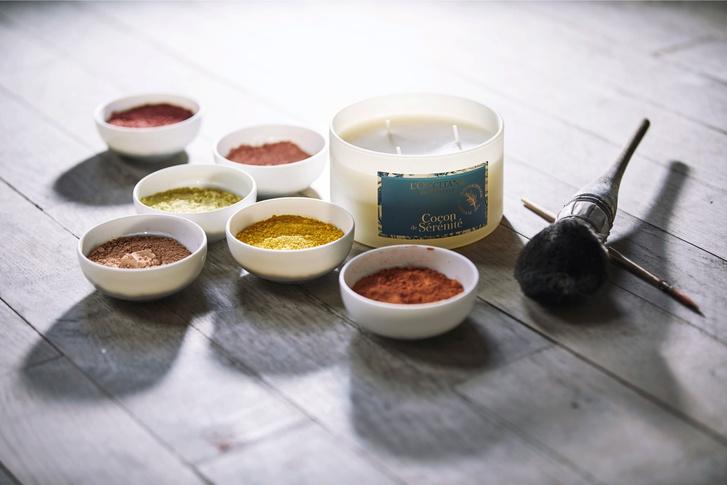 Зимняя сказка: новые интерьерные ароматы L'Occitane (фото 5)