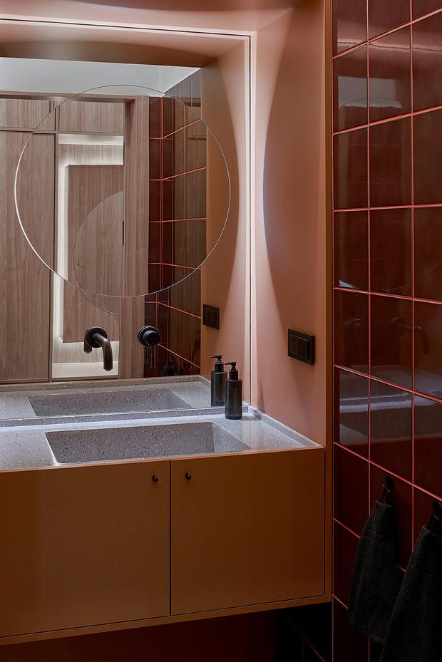 Стильная ванная комната: 5 простых советов (фото 4)