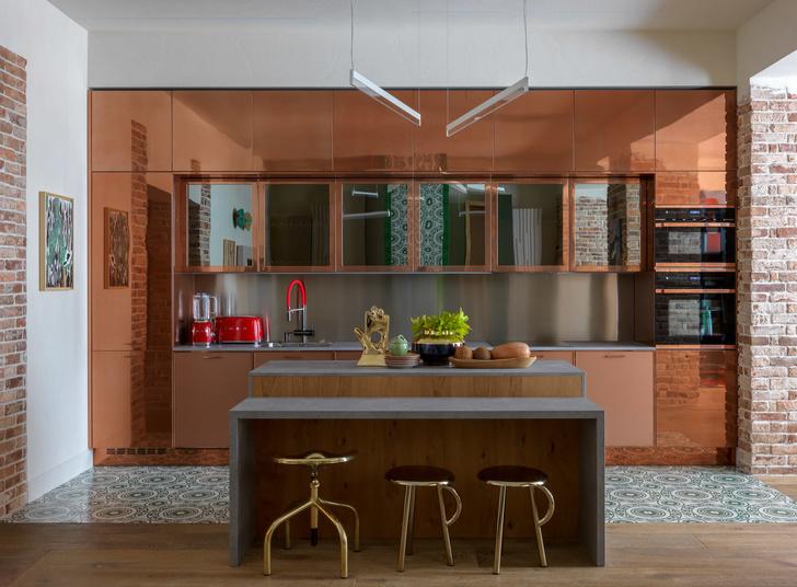 Кухонный фартук: советы дизайнера Жени Ждановой (фото 6)