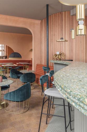 5 кафе в духе фильмов Уэса Андресона (фото 17)