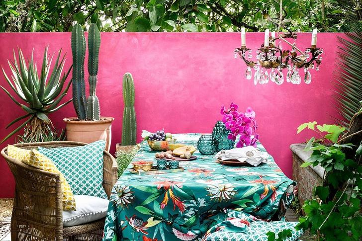 Летняя вечеринка в саду: 10 идей декора (фото 6)