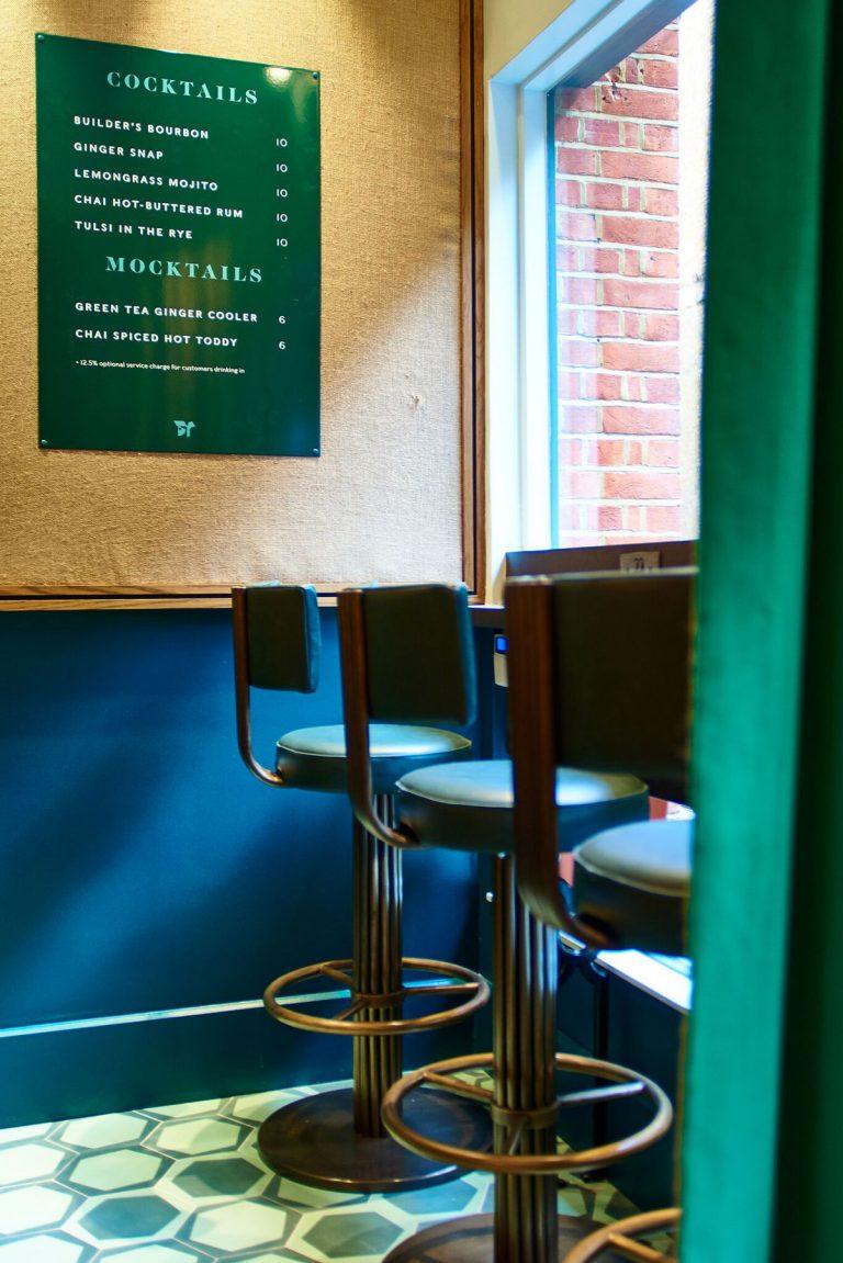 Чай и книги: бар Тильды Суинтон в Лондоне (галерея 8, фото 1)
