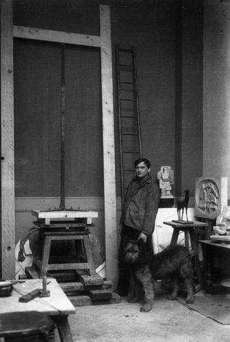 Выставка Жака Липшица в ММОМА (фото 2)