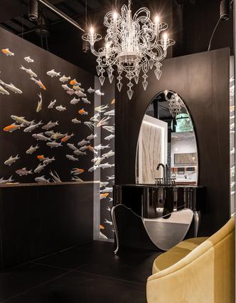 Четыре дизайн-пространства в шоуруме Globus Ceramica (фото 5.2)