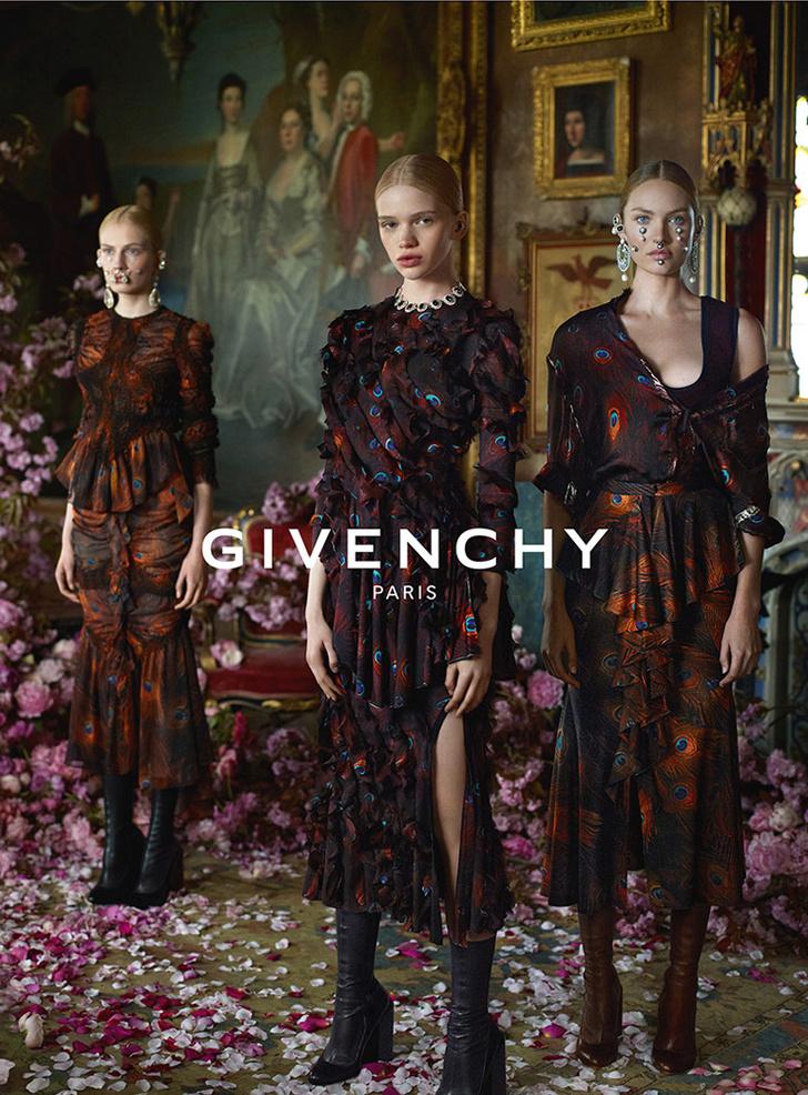 Новая коллекция Givenchy: фото 2015