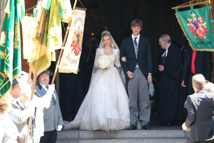 Принц Эрнст Ганноверский и Екатерина Малышева