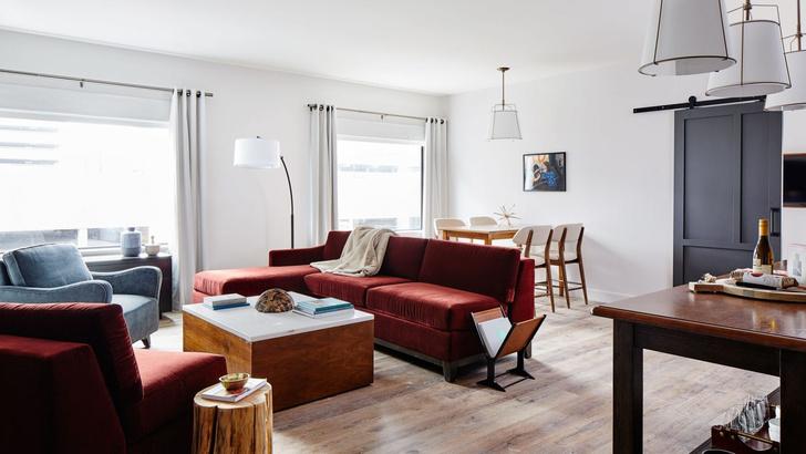 Современный и уютный отель в Коннектикуте (фото 2)