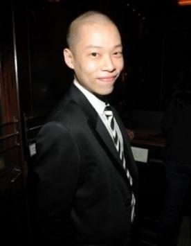 Джейсон Ву на открытии Topman в Нью-Йорке