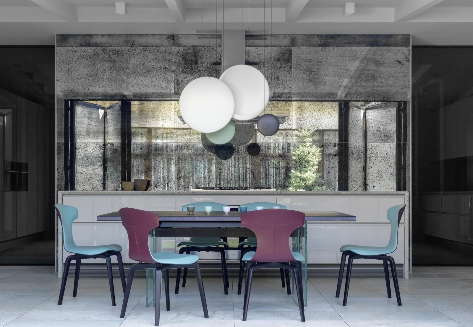 Столовая в квартире: 25 проектов (галерея 0, фото 5)