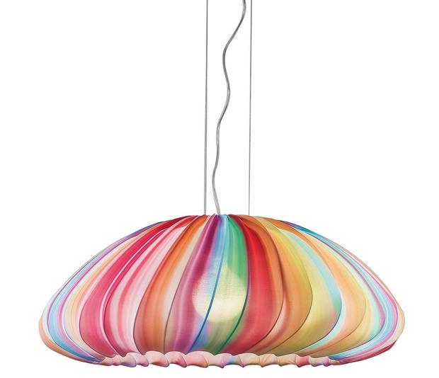 Радужные мечты: мебель и предметы всех цветов радуги (фото 1)