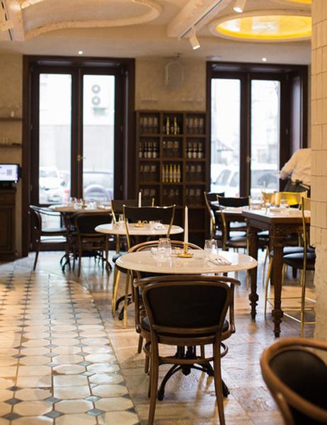 Итальянский ресторан Salumeria Moscow | галерея [2] фото [4]