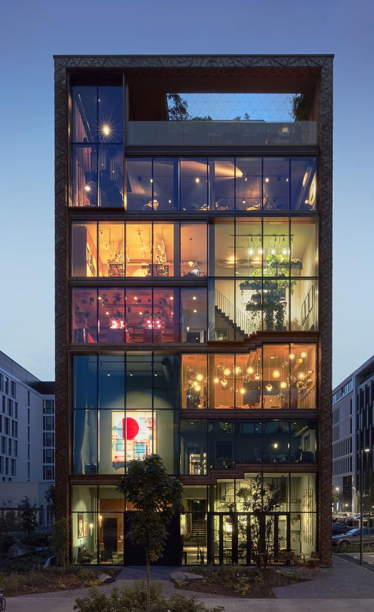 Новый отель Lindley Lindenberg во Франкфурте (фото 3)