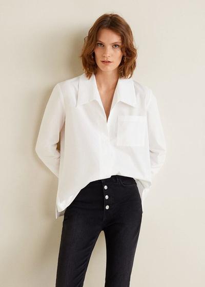 20 белоснежных рубашек — на каждый день и на выход (галерея 3, фото 0)