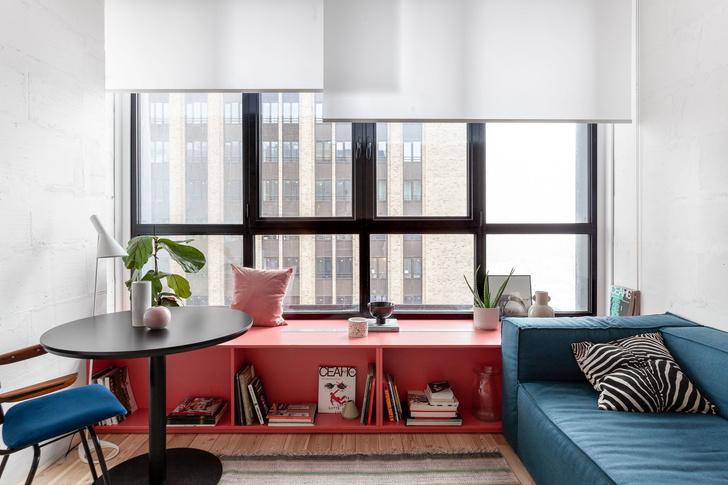 Как правильно выбрать и повесить шторы (фото 20)