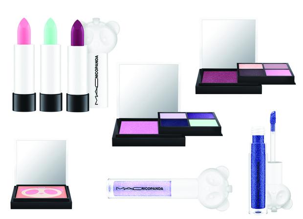 Цветные сны: Весенние коллекции макияжа 2018 (фото 7)