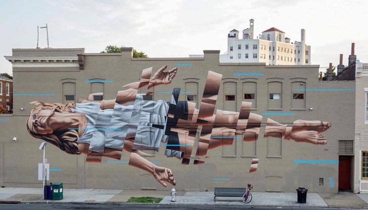Стрит-арт в Америке: топ-5 городов (фото 4)
