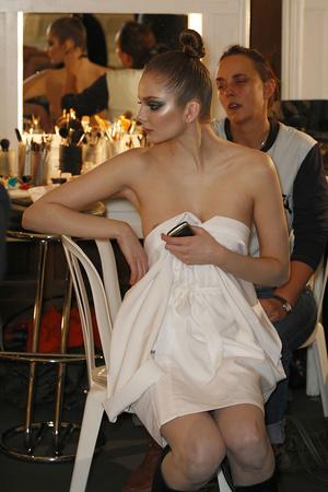 Показ Valentino коллекции сезона Весна-лето 2009 года Haute couture - www.elle.ru - Подиум - фото 86962