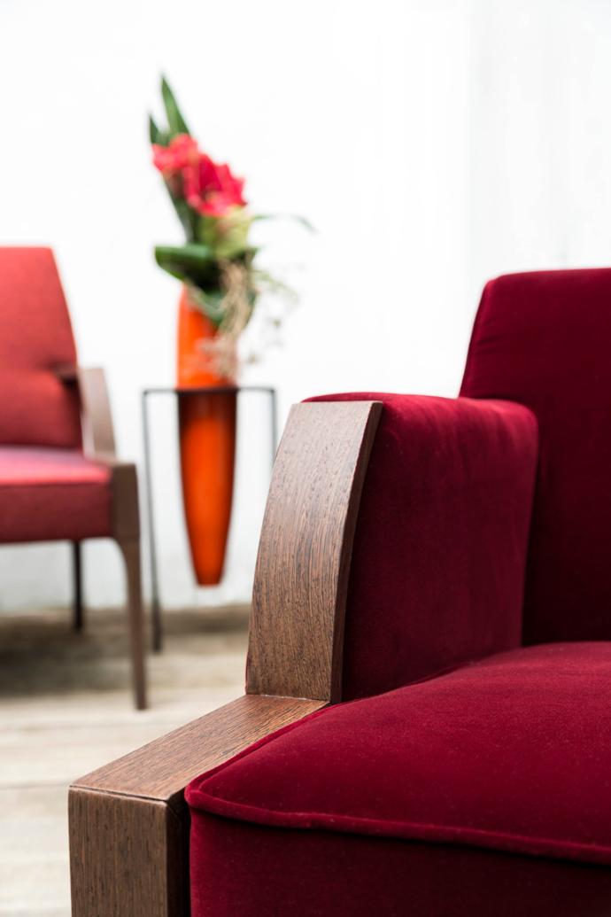 Фрагмент кресла Penola