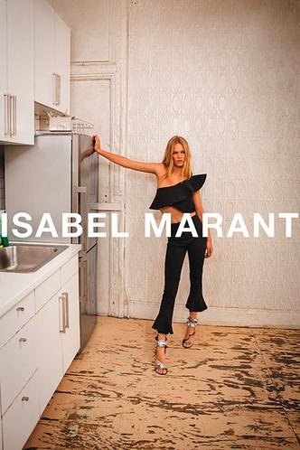 Изабель Маран: «Я всегда была уверена в том, что музыка напрямую влияет на моду» (фото 10)