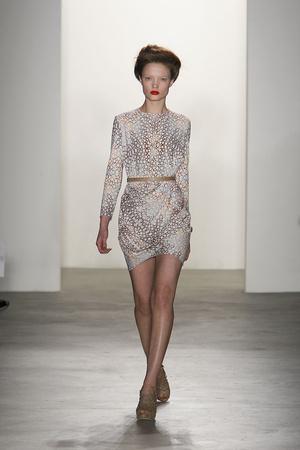 Показы мод Costello Tagliapietra Осень-зима 2010-2011 | Подиум на ELLE - Подиум - фото 2866