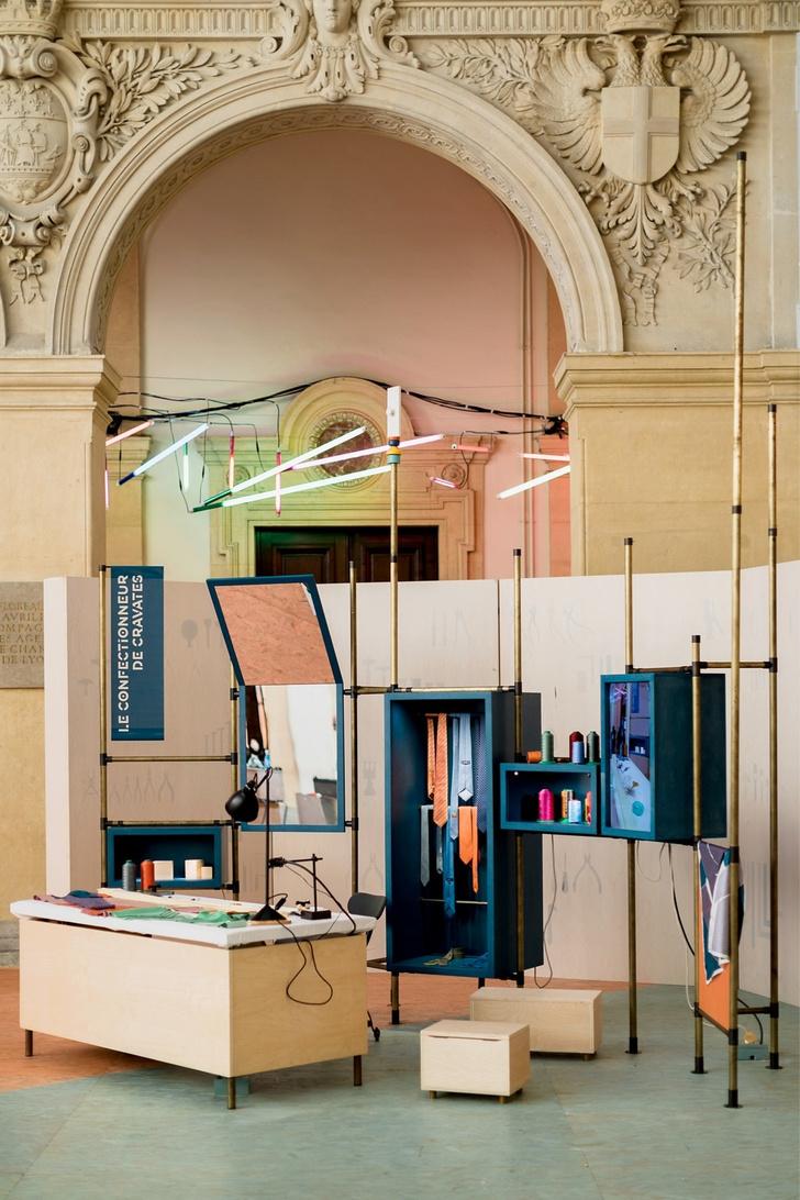 «Hermès За Кулисами»: выставка в Музее Москвы (фото 6)