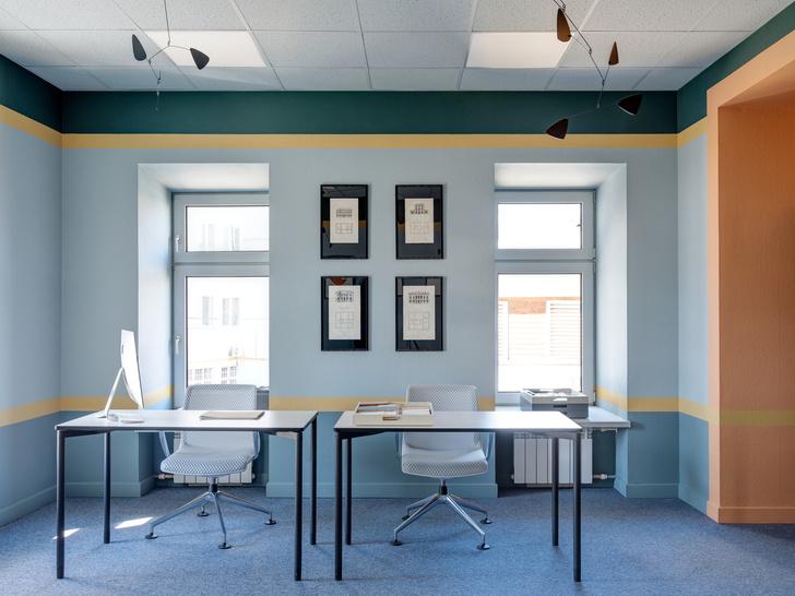 Новый офис 40 м² в старинном особняке (фото 3)