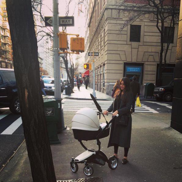 Виктория Крутая с дочерью