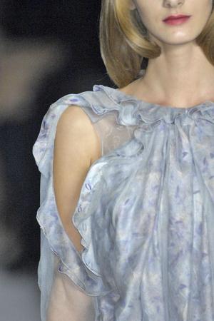 Показ Nina Ricci коллекции сезона Весна-лето 2009 года Prêt-à-porter - www.elle.ru - Подиум - фото 85665