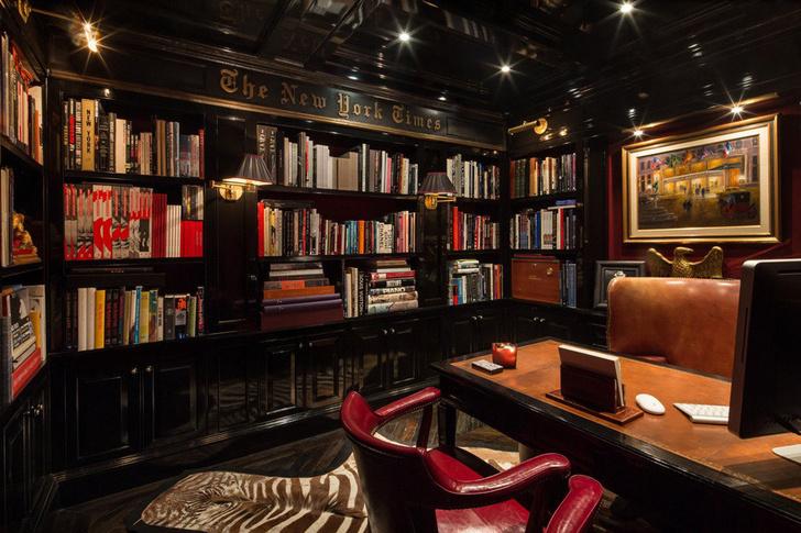 Фэшн-дизайнер Томми Хилфигер продает свой роскошный пентхаус на Манхэттене фото [7]