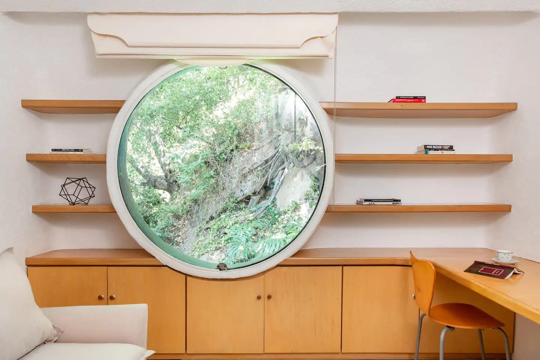 «Гнездо Кетцалькоатля» можно снять через Airbnb (галерея 9, фото 3)