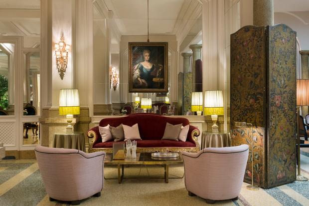 Dimore Studio обновили интерьеры отеля  Grand Hotel et de Milan (фото 0)