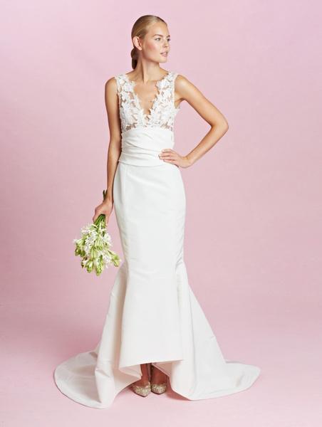 ЛЮБО-ДОРОГО: свадебная мода 2015 | галерея [4] фото [4]