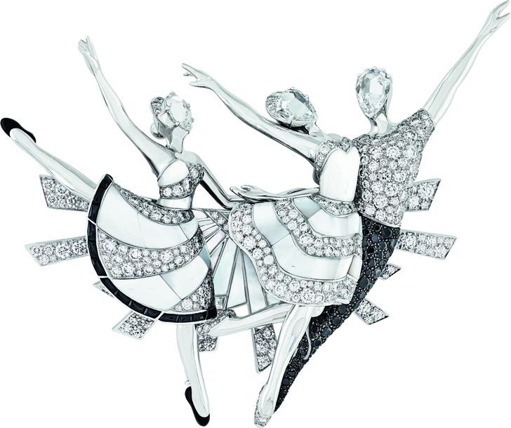 """Выставка """"Драгоценный балет"""""""