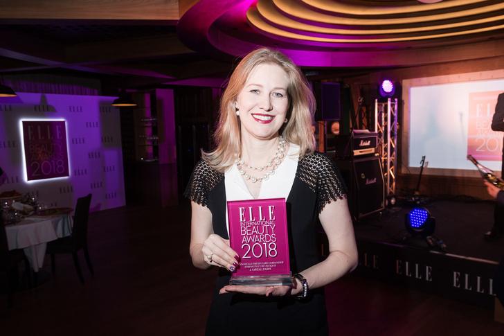 Объявлены победители премии ELLE International Beauty Awards 2018 (фото 8)