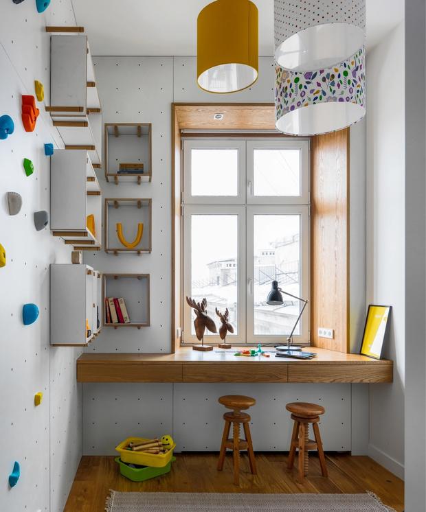 Светлая квартира для семьи с двумя детьми в Санкт-Петербурге (фото 9)