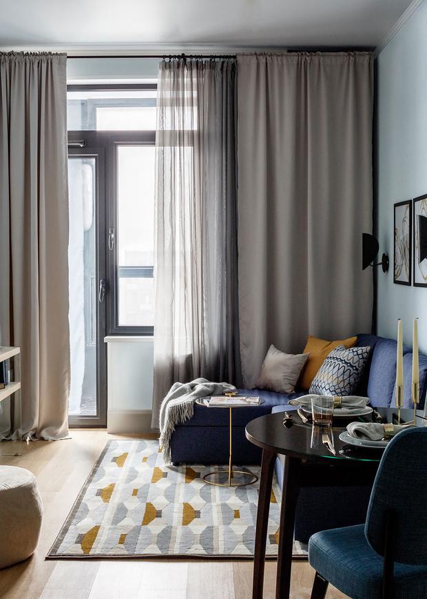 Квартира 46 м²: проект Ольги Луис (фото 18)